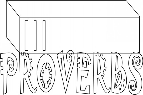 Bible Coloring Pages For Kids Free Printable Books Of The Proverbs